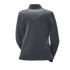 Women's Full-Zip Mid Layer Jacket with White Polaris® Logo, Gray - Image 2 of 3
