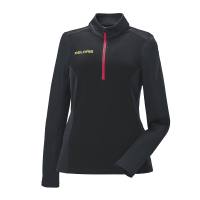 Women's Quarter-Zip Tech Hoodie with Polaris® Logo, Black
