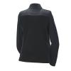 Women's Quarter-Zip Performance Mid Layer Jacket with Polaris® Logo, Black - Image 2 of 3