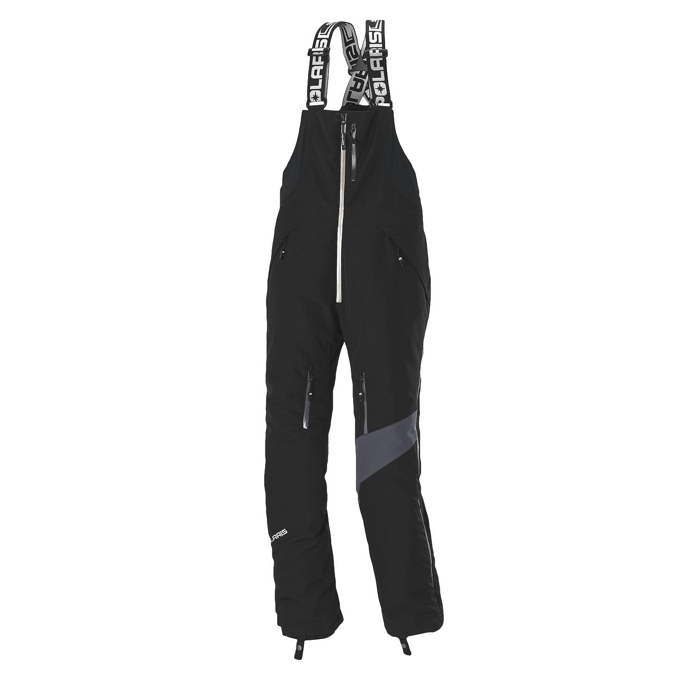 Women's TECH54™ Switchback Bib Snow Pants with Waterproof Breathable Membrane, Black