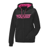 Women's Full-Zip Core Hoodie Sweatshirt with Polaris® Logo, Black - Image 1 of 4