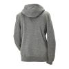 Women's Retro Hoodie Sweatshirt with Polaris® Logo, Gray - Image 2 of 3