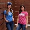 Women's Knit Mountain Beanie with Metallic Polaris® Tag, Blue - Image 2 of 4