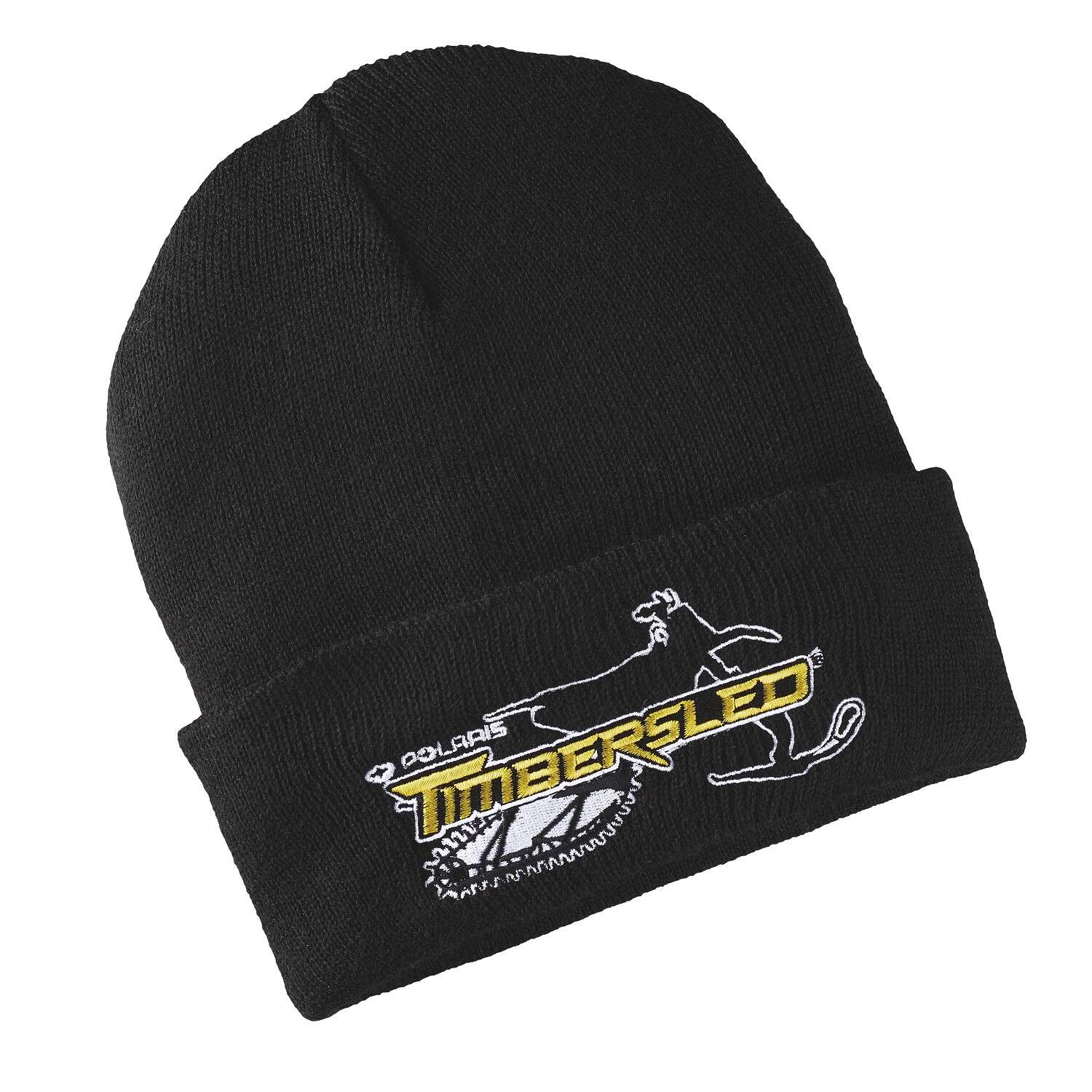 Men's Slouch Beanie with Timbersled® Logo, Black