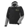 Men's Softshell Jacket with Timbersled® Logo, Black - Image 1 de 2