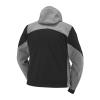 Men's Softshell Jacket with Timbersled® Logo, Black - Image 2 de 2