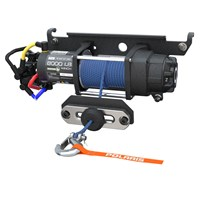 Polaris® PRO HD 6,000 Lb. Winch with Rapid Rope Recovery