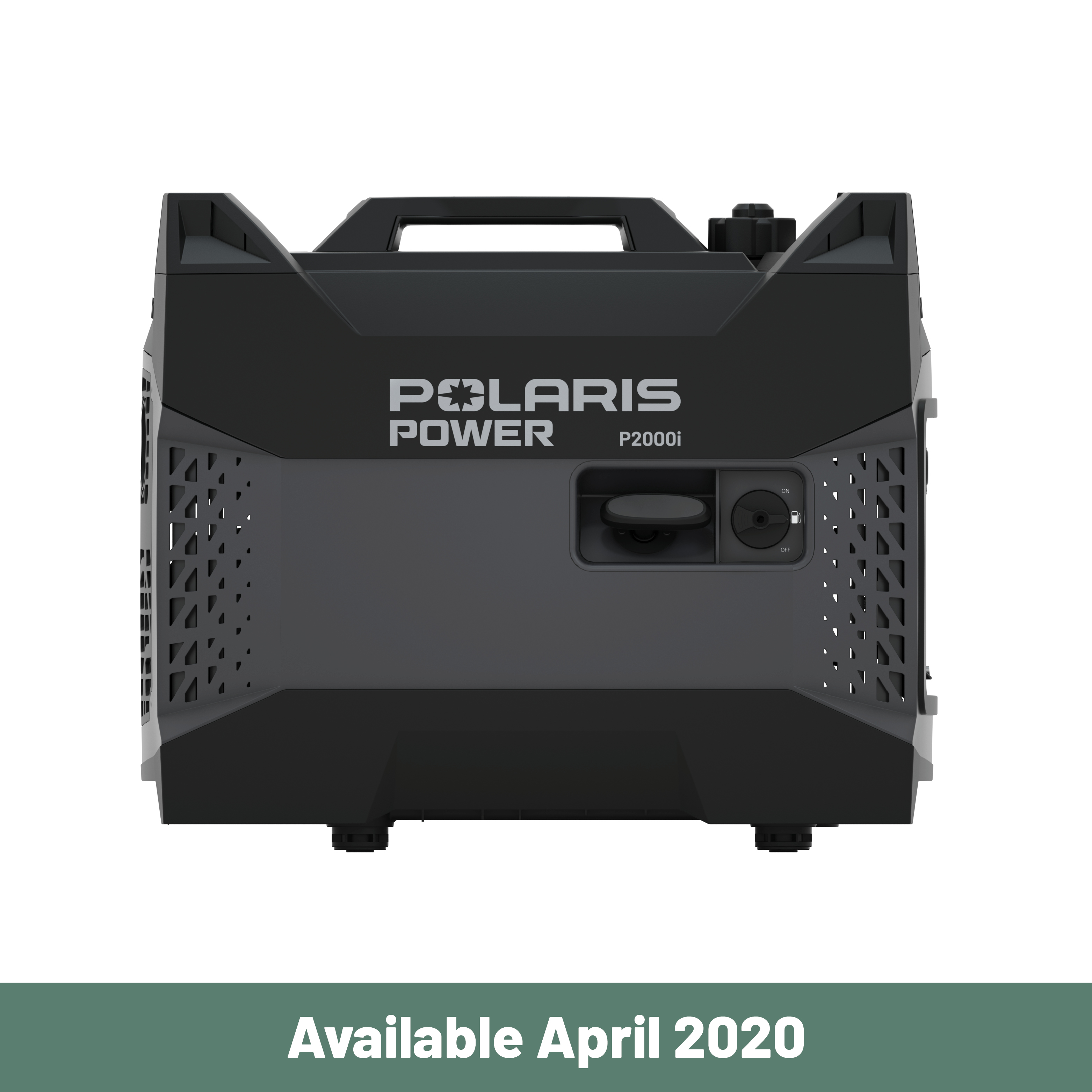 P2000i Polaris Power Portable Inverter Generator