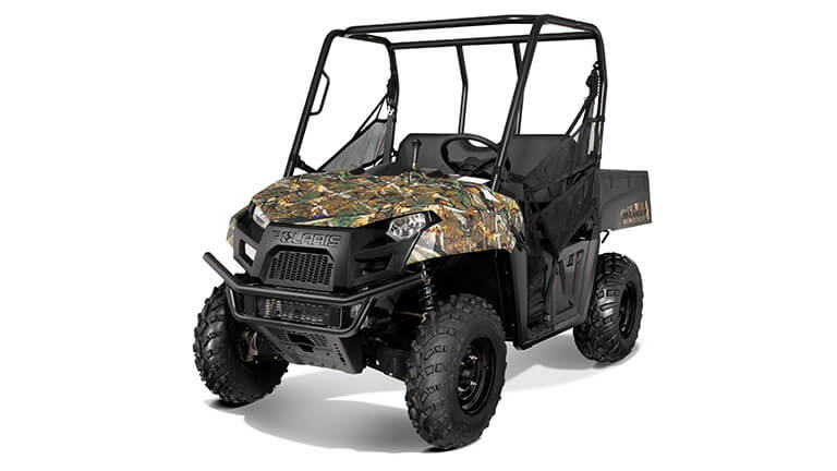 RANGER® 800 EFI MIDSIZE POLARIS PURSUIT ® CAMO