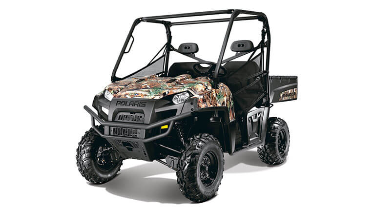 RANGER® 800 EFI POLARIS PURSUIT ® CAMO