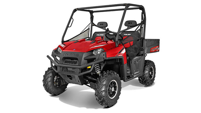 RANGER® 800 EPS SUNSET RED LE