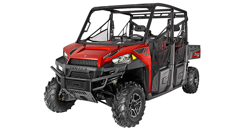 RANGER CREW® 900 EPS SUNSET RED LE