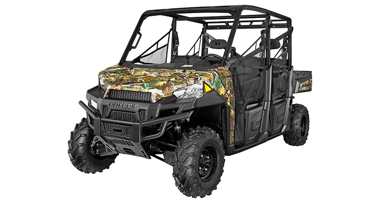 RANGER CREW® 900 EPS POLARIS PURSUIT® CAMO