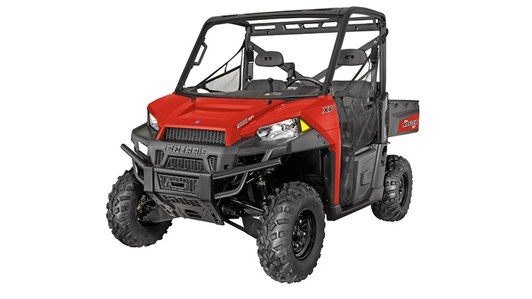 RANGER XP® 900 EPS SOLAR RED