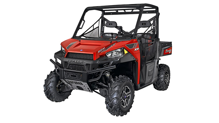 RANGER XP® 900 EPS SUNSET RED LE