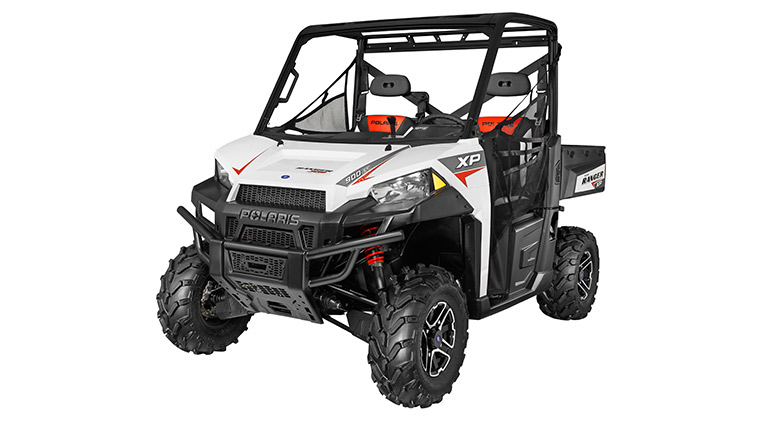 RANGER XP® 900 EPS WHITE LIGHTNING LE
