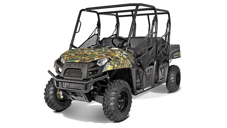RANGER CREW® 570 EFI POLARIS PURSUIT® CAMO