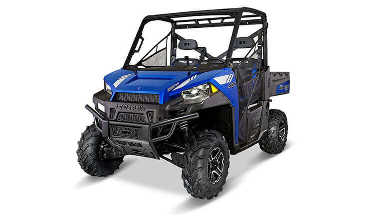 RANGER XP® 900 EPS BLUE FIRE LE