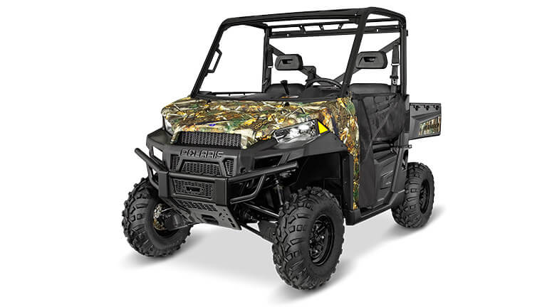 RANGER® 570 FULL-SIZE POLARIS PURSUIT® CAMO