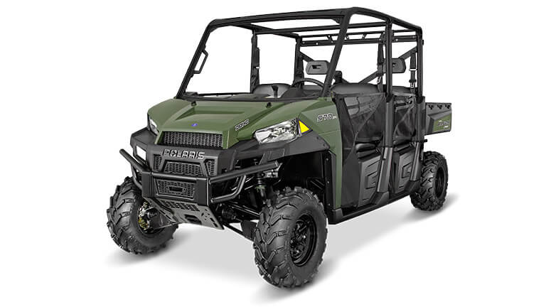 RANGER CREW ® EPS 570 FULL-SIZE POLARIS PURSUIT® CAMO