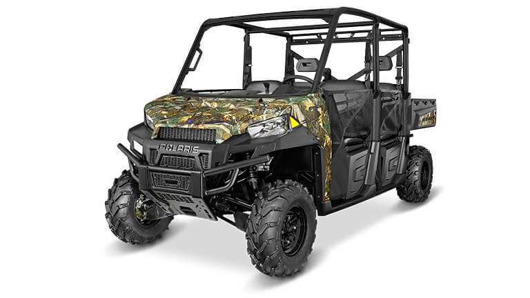 RANGER® CREW 900 EPS POLARIS PURSUIT® CAMO