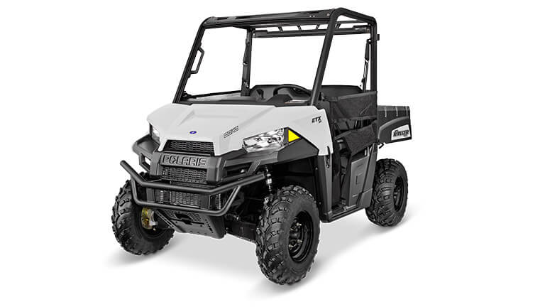 2015 Polaris RANGER ETX White Lightning