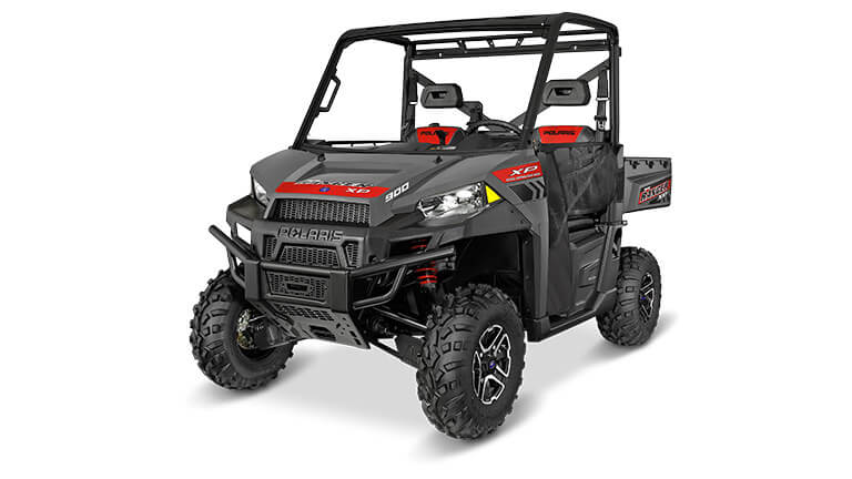 RANGER XP® 900 EPS SUPER STEEL GRAY