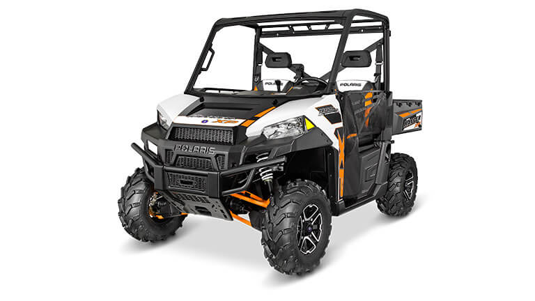 RANGER XP® 900 EPS WHITE LIGHTNING
