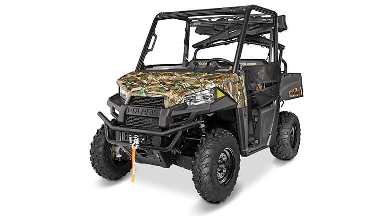 RANGER® 570 EPS HUNTER EDITION POLARIS PURSUIT® CAMO