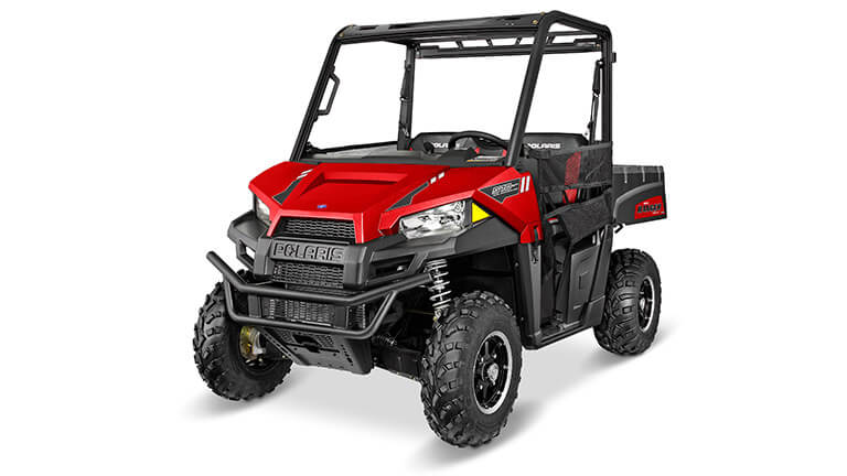 RANGER® 570 EPS SUNSET RED