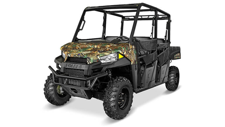 RANGER® CREW 570-4 POLARIS PURSUIT® CAMO