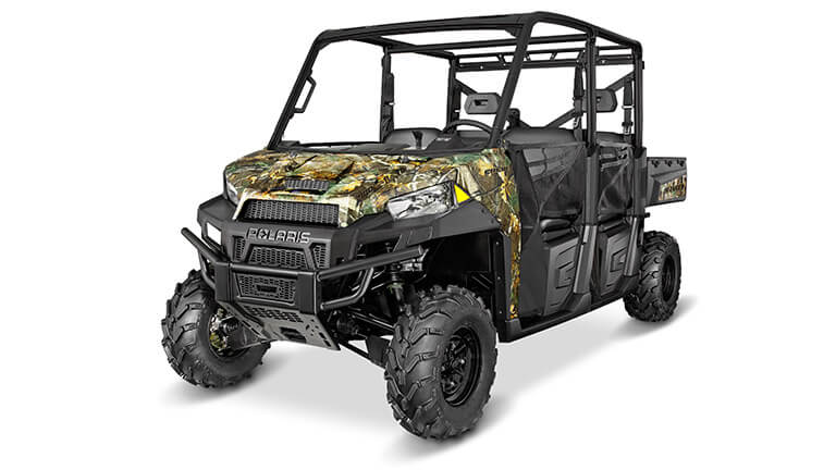 RANGER® CREW XP 900-5 EPS POLARIS PURSUIT® CAMO