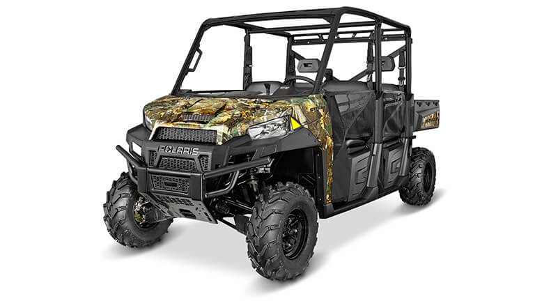 RANGER® CREW XP 900-6 EPS POLARIS PURSUIT® CAMO