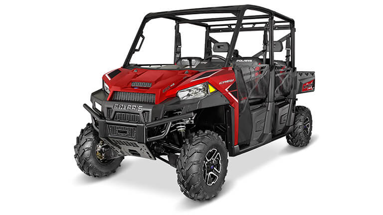 RANGER® CREW XP 900-6 EPS SUNSET RED
