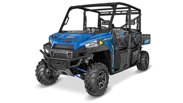 RANGER® CREW XP 900-6 EPS VELOCITY BLUE