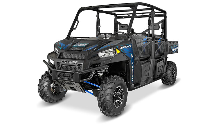 RANGER® CREW XP 900-6 EPS BLACK PEARL