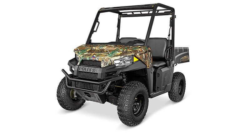 RANGER® EV LI-ION POLARIS PURSUIT CAMO