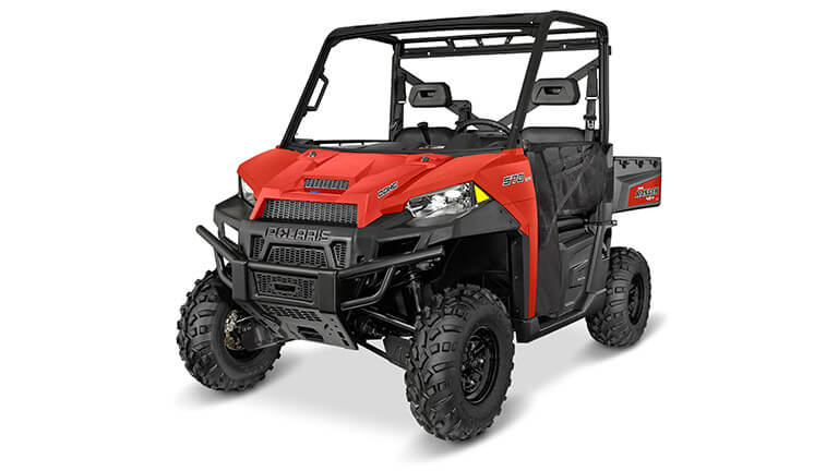 RANGER XP® 570 SOLAR RED