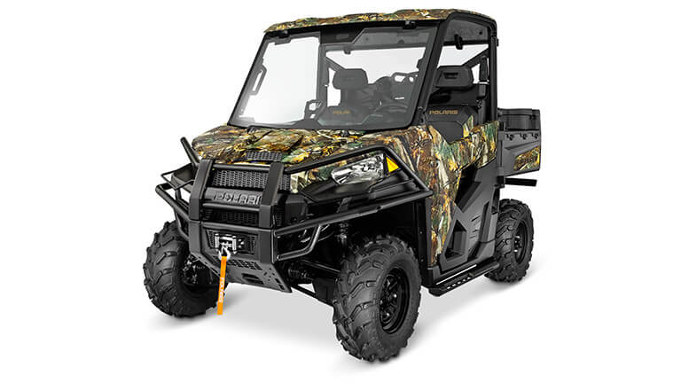 RANGER XP® 900 EPS HUNTER DELUXE EDITION POLARIS PURSUIT® CAMO