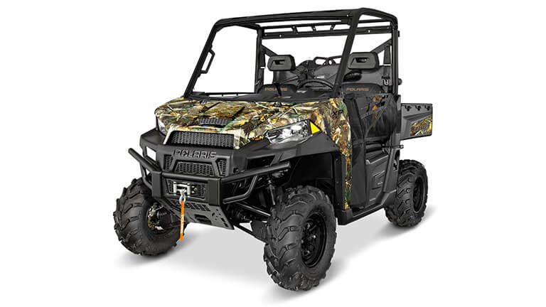 RANGER XP® 900 EPS HUNTER EDITION POLARIS PURSUIT® CAMO