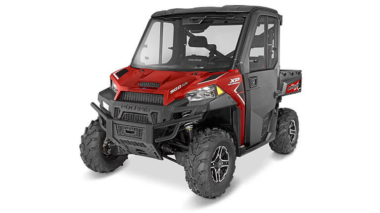 RANGER XP® 900 EPS NORTHSTAR EDITION SUNSET RED