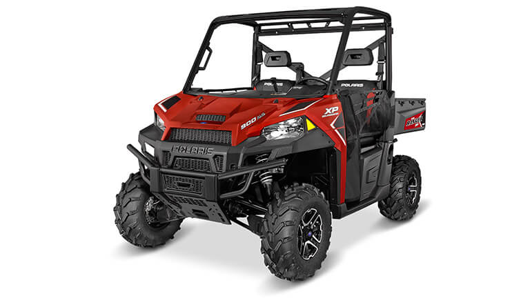 RANGER XP® 900 EPS SUNSET RED