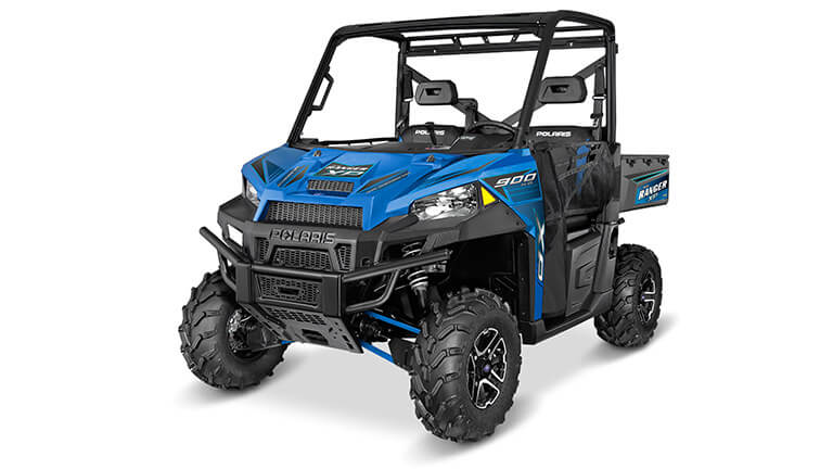 RANGER XP® 900 EPS VELOCITY BLUE