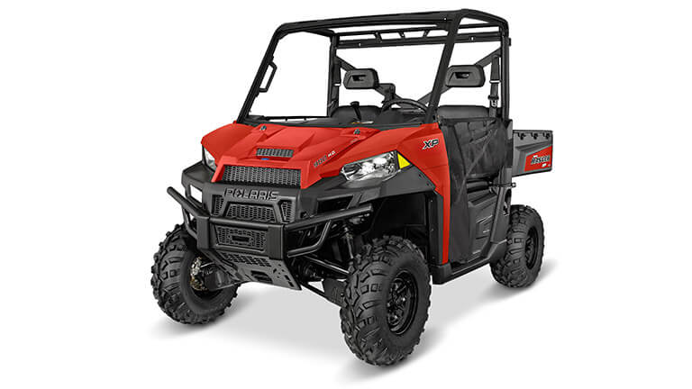 RANGER XP® 900 SOLAR RED