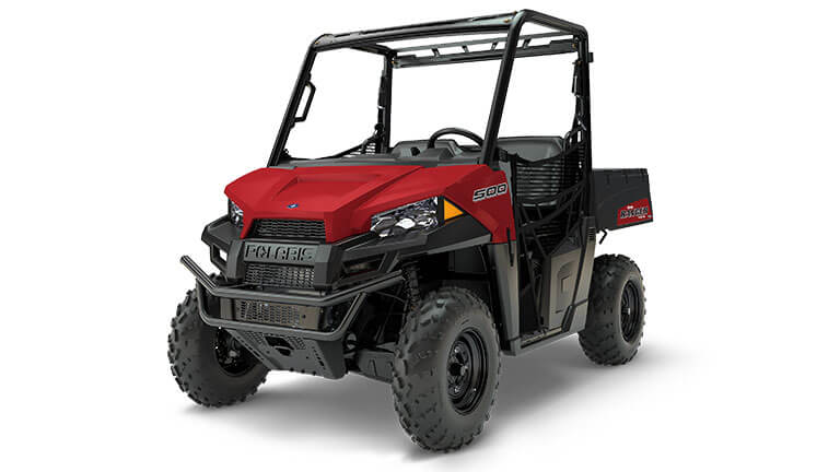ranger-500-solar red