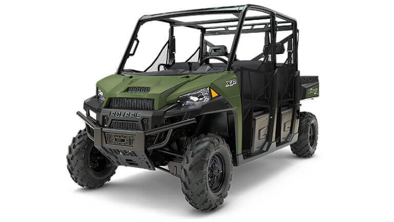 RANGER CREW® XP 1000 SAGE GREEN