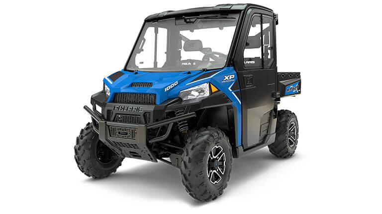 RANGER XP® 1000 EPS NORTHSTAR HVAC EDITION VELOCITY BLUE