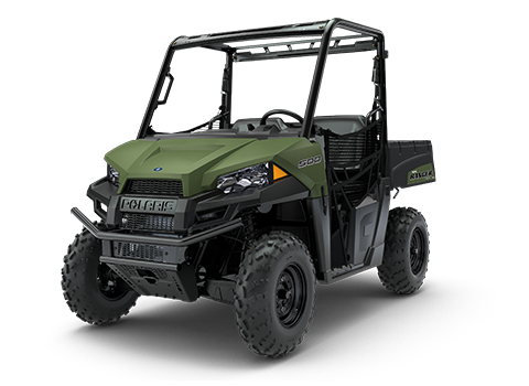 Ranger 500  - Featured Image