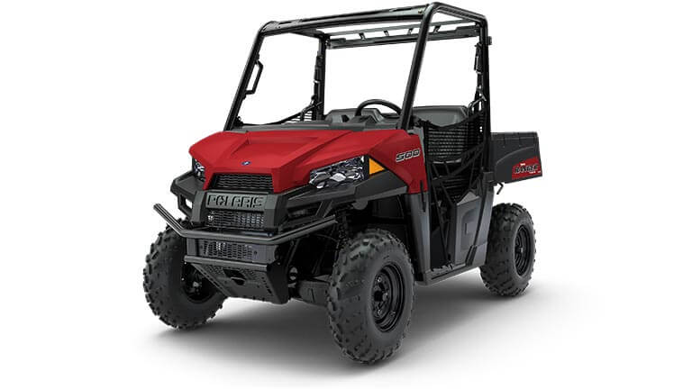 RANGER® 500 SOLAR RED