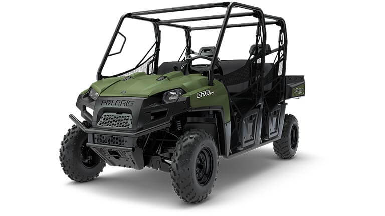 RANGER CREW® 570-6 SAGE GREEN